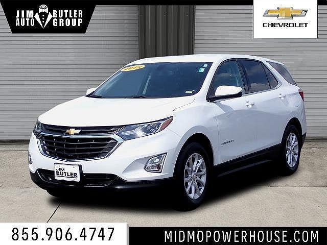 2019 Chevrolet Equinox LT for sale in Linn, MO