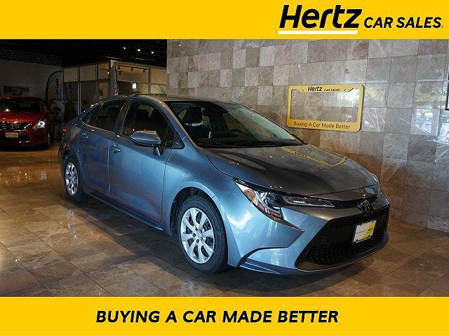 2020 Toyota Corolla LE for sale in Schaumburg, IL