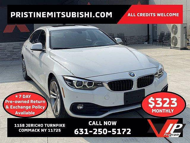 2018 BMW 4 Series 430i xDrive for sale in Commack, NY