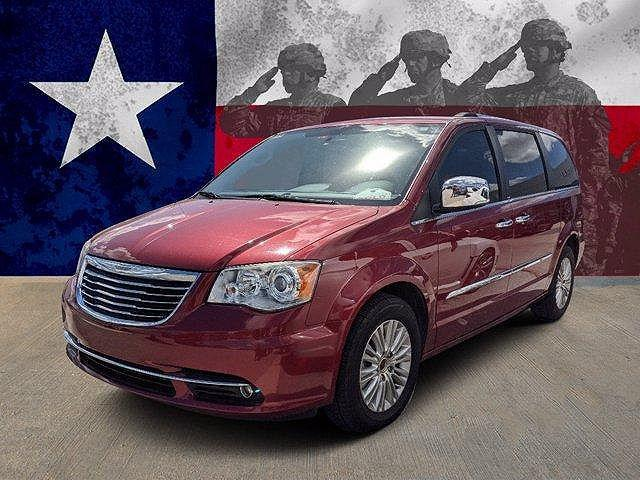 2014 Chrysler Town & Country Limited for sale in Killeen, TX