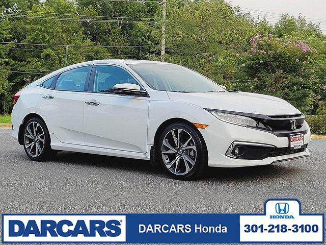 2019 Honda Civic Sedan Touring for sale in Bowie, MD