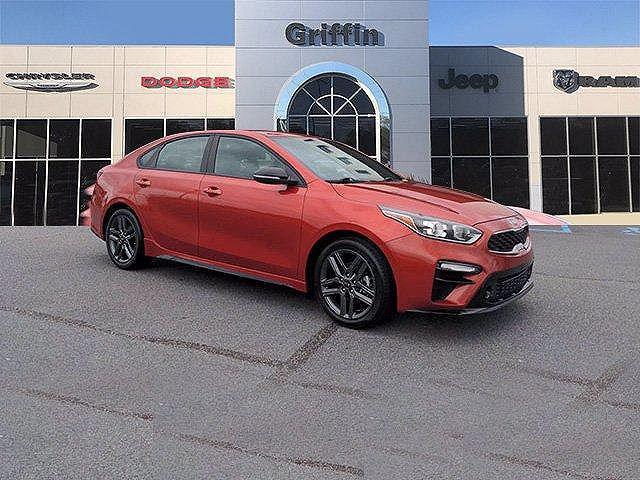 2020 Kia Forte GT-Line for sale in Tifton, GA