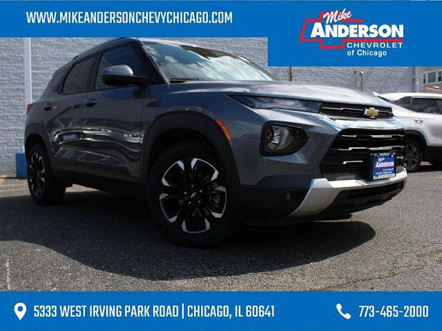 2021 Chevrolet Trailblazer LT for sale in Chicago, IL