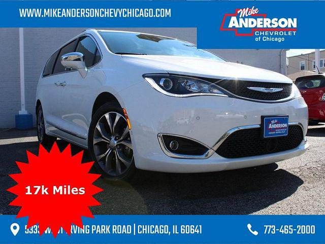 2020 Chrysler Pacifica Limited for sale in Chicago, IL