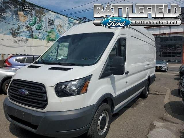 "2017 Ford Transit Van T-250 148"" EL Hi Rf 9000 GVWR Sliding RH Dr for sale in Manassas, VA"