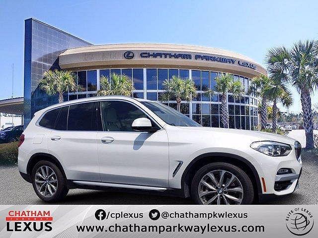 2019 BMW X3 sDrive30i for sale in Savannah, GA