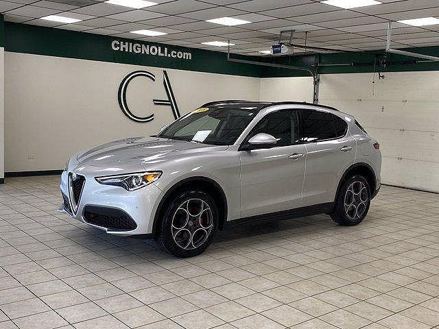 2018 Alfa Romeo Stelvio Sport for sale in Joliet, IL