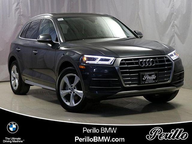 2020 Audi Q5 Premium Plus for sale in Chicago, IL
