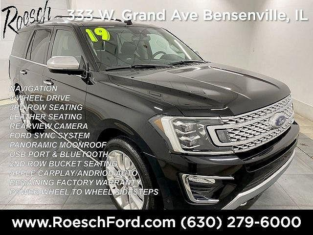 2019 Ford Expedition Platinum for sale in Bensenville, IL