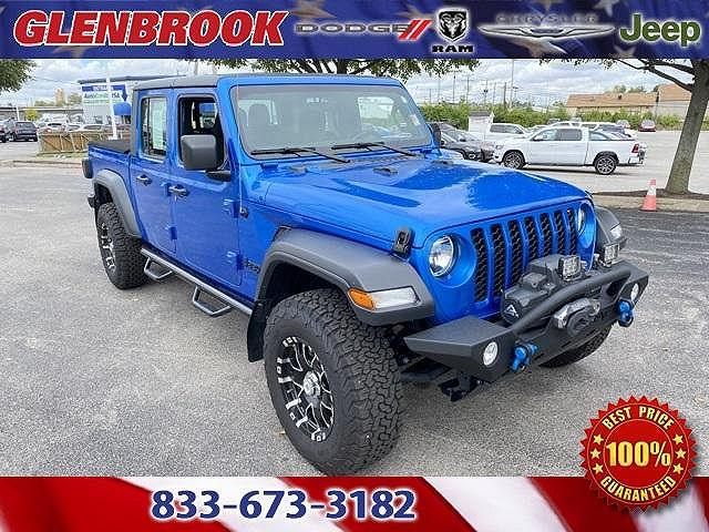 2020 Jeep Gladiator Sport for sale in Fort Wayne, IN