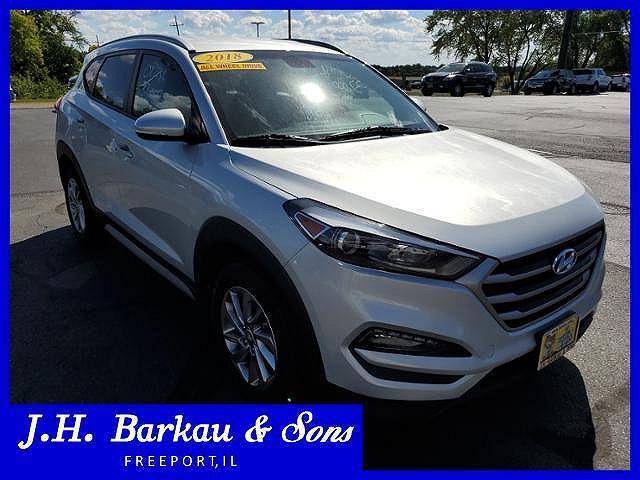 2018 Hyundai Tucson SEL Plus for sale in Cedarville, IL