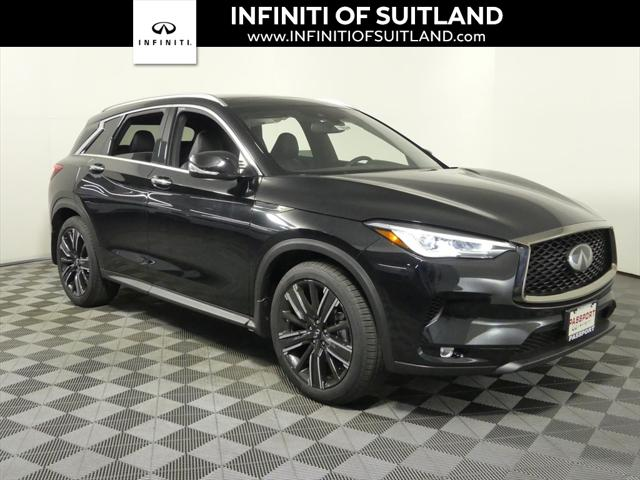 2021 INFINITI QX50 LUXE for sale in Suitland, MD
