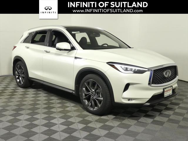 2021 INFINITI QX50 AUTOGRAPH for sale in Suitland, MD
