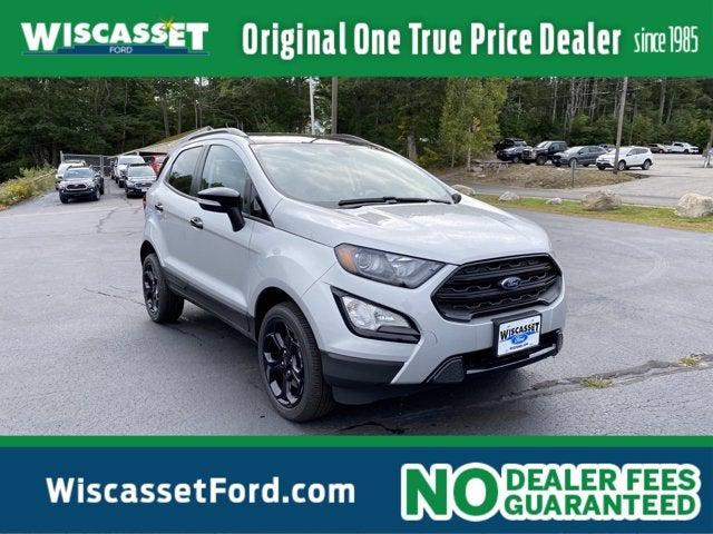 2021 Ford EcoSport SES for sale in Wiscasset, ME