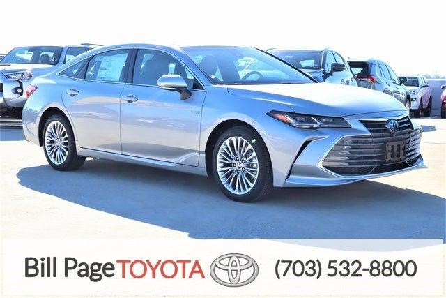 2021 Toyota Avalon Hybrid Limited for sale near Falls Church, VA