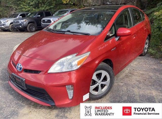 2012 Toyota Prius Three for sale in Kingston, NY