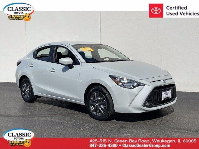 2019 Toyota Yaris Sedan for sale near Waukegan, IL