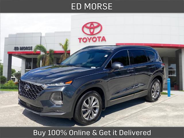 2020 Hyundai Santa Fe Limited for sale in Delray Beach, FL