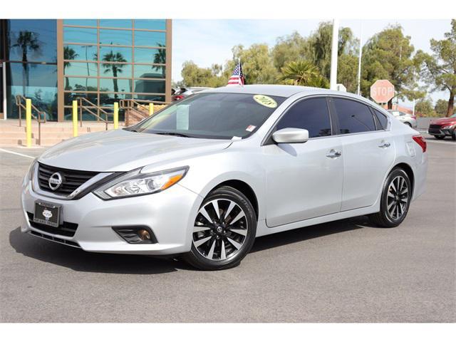 2018 Nissan Altima 2.5 SV for sale in Las Vegas, NV