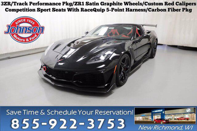 2019 Chevrolet Corvette ZR1 3ZR for sale in New Richmond, WI