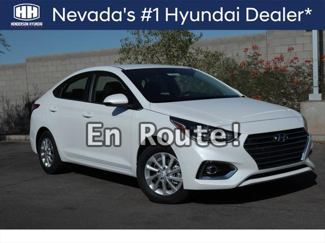 2022 Hyundai Accent SEL for sale in HENDERSON, NV
