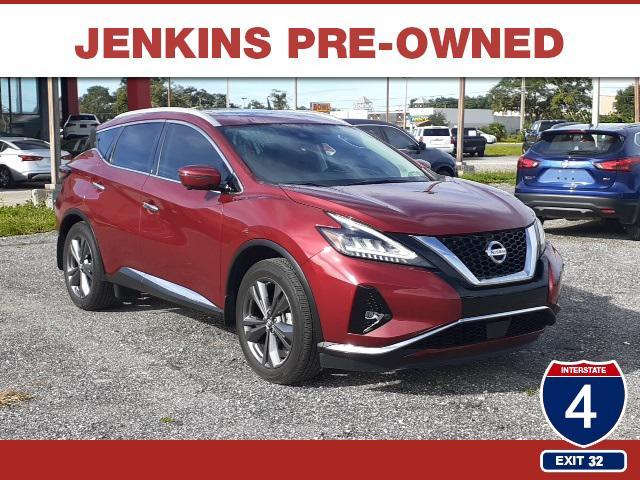 2019 Nissan Murano Platinum for sale in Lakeland, FL