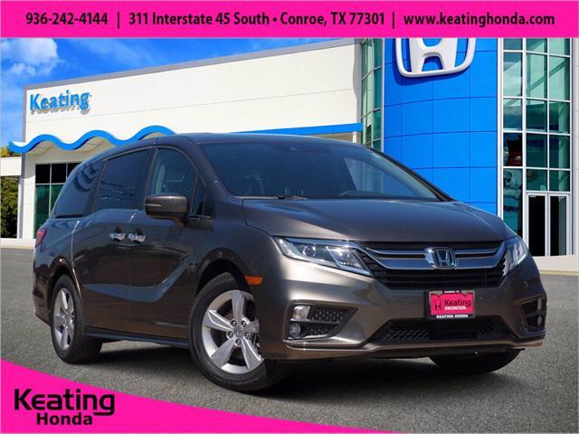2019 Honda Odyssey EX-L for sale in Conroe, TX