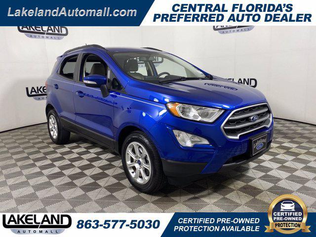 2020 Ford EcoSport SE for sale in Lakeland, FL