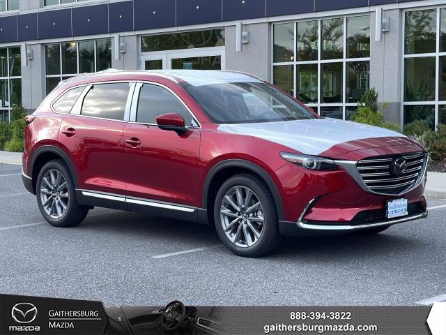 2021 Mazda CX-9 Grand Touring for sale in Gaithersburg, MD