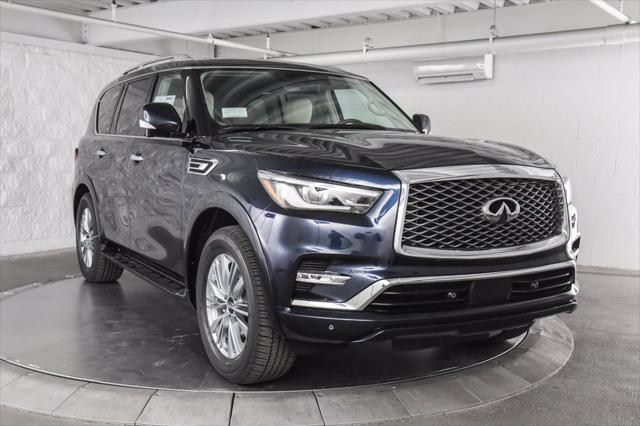 2021 INFINITI QX80 LUXE for sale in Austin, TX