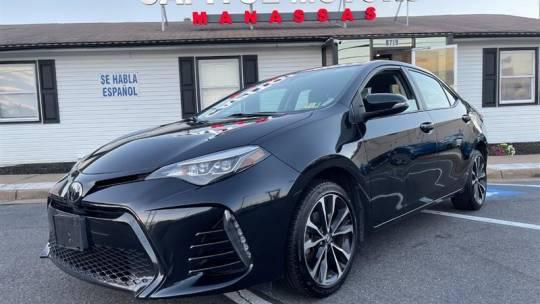 2017 Toyota Corolla XSE for sale in Manassas, VA