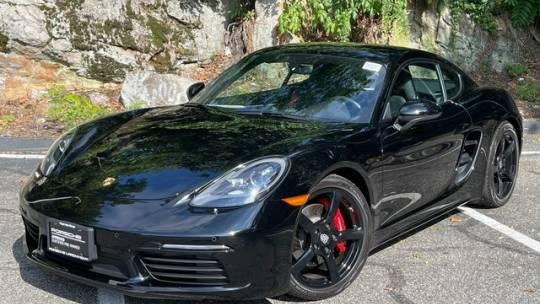 2018 Porsche 718 Cayman S for sale in Larchmont, NY