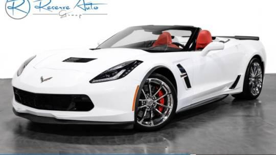 2017 Chevrolet Corvette Grand Sport 3LT for sale in The Colony, TX