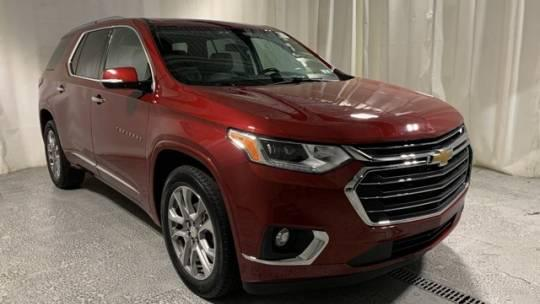 2018 Chevrolet Traverse Premier for sale in Wexford, PA