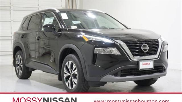 2021 Nissan Rogue SV for sale in Houston, TX