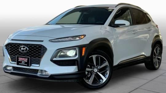 2019 Hyundai Kona Limited for sale in El Paso, TX