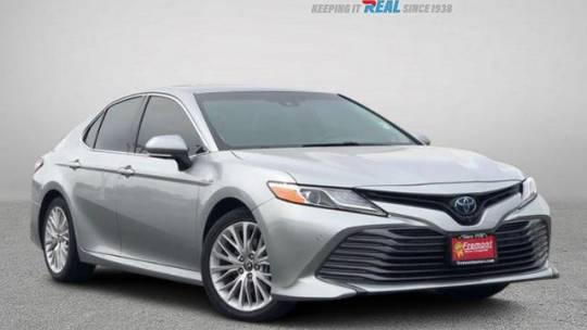 2018 Toyota Camry Hybrid XLE for sale in Sheridan, WY