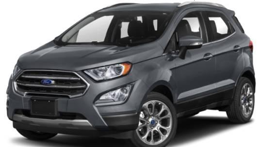 2020 Ford EcoSport Titanium for sale in Austin, TX