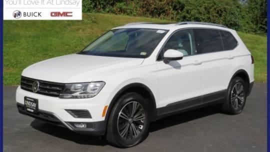 2018 Volkswagen Tiguan SEL for sale in Warrenton, VA