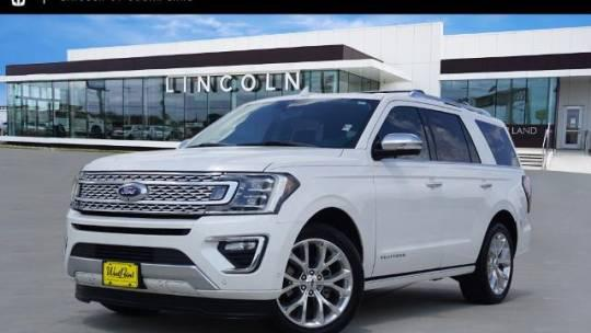 2019 Ford Expedition Platinum for sale in Houston, TX