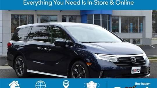 2022 Honda Odyssey Elite for sale in Arlington, VA