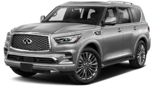 2022 INFINITI QX80 SENSORY for sale in Houston, TX