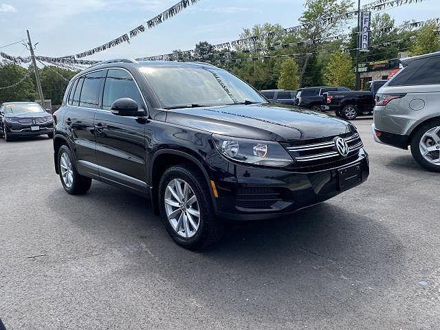 2017 Volkswagen Tiguan Wolfsburg Edition for sale in Bay Shore, NY