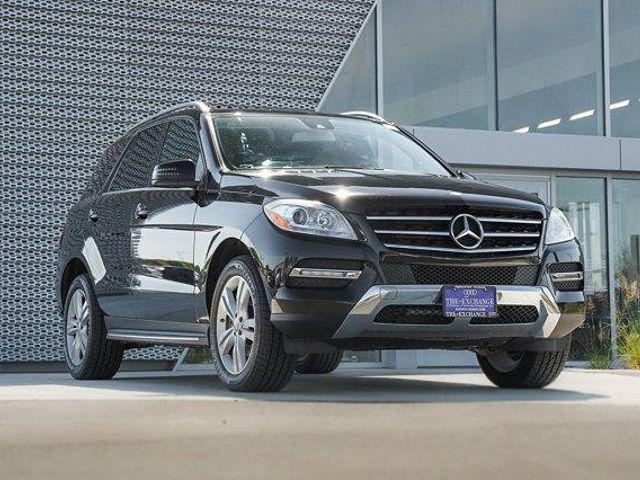 2015 Mercedes-Benz M-Class ML 350 for sale in Saint Charles, IL