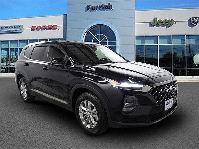 2019 Hyundai Santa Fe SE for sale in Fairfax, VA