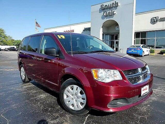 2019 Dodge Grand Caravan SE for sale in Matteson, IL