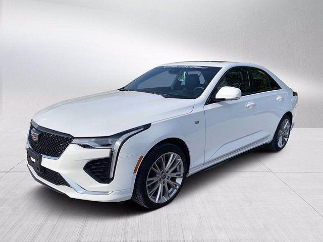 2021 Cadillac CT4 Sport for sale in Frederick, MD