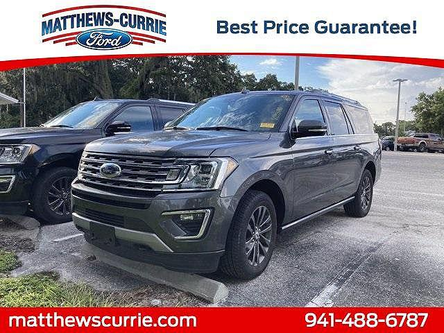 2020 Ford Expedition Max Limited for sale in Nokomis, FL