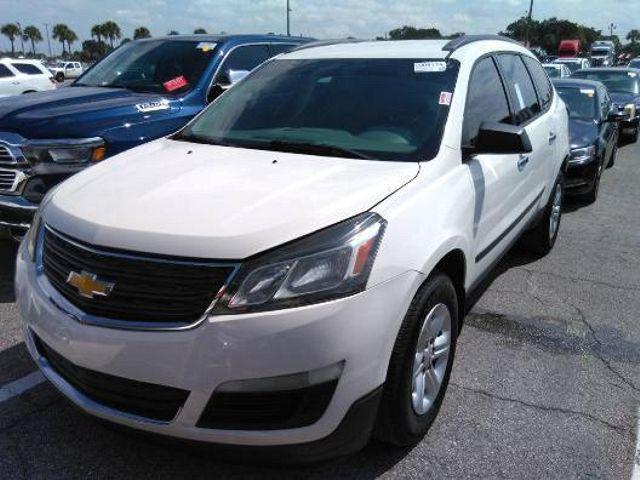 2015 Chevrolet Traverse LS for sale in Wood River, IL