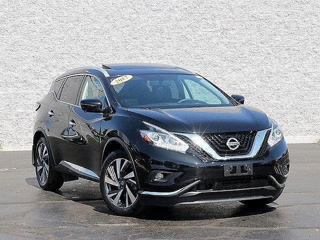 2017 Nissan Murano Platinum for sale in Naperville, IL